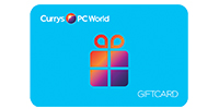 £10 Currys & PC World gift card for £5 Rewards