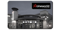 Two cinema tickets at Cineworld for £10 Rewards